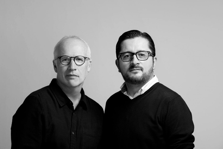 Juan Pablo Rocha y Andrés Norato